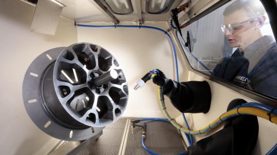 Vixen showcases Aqua Wheelblaster video