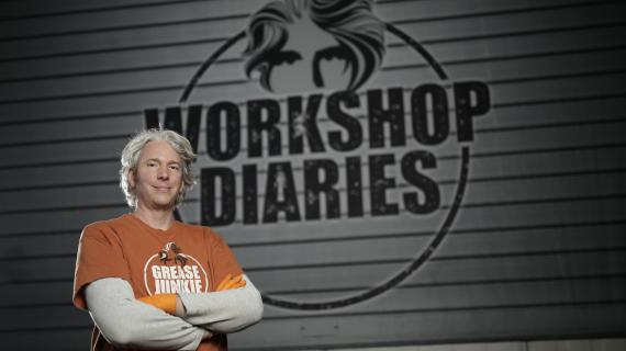 Edd China Features Vixen Machines In New Show