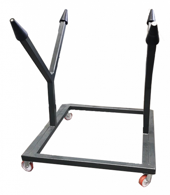 Mobile Wheel Stand