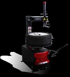 Zouvačky pneumatik bez použití páky
